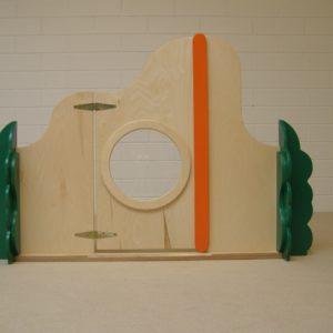 Box paneel Deur opening