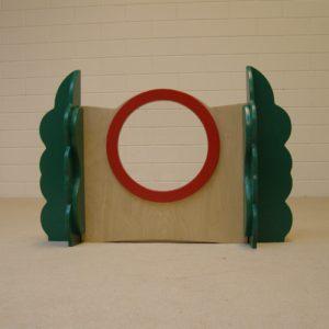 Box paneel plexiglas 60cm