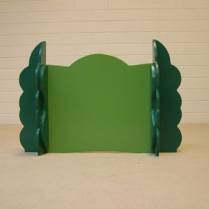 Box paneel dicht 60cm