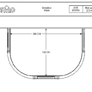 Wave grondbox optie 11