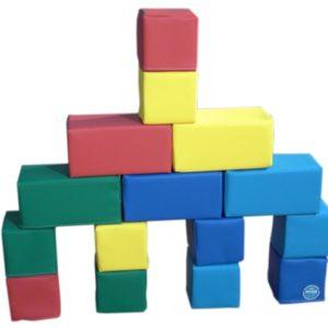 Blokkenset 15 delig
